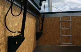 Smart Hydraulic Hatch