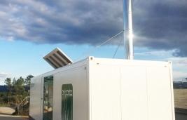 Smart AviPorto Farm Cabin 500 kW