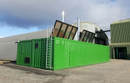 Smart Magnum Cabin 1 MW SCOTLAND