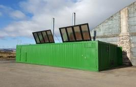 Smart Magnum Cabin 1 MW SCOTLAND