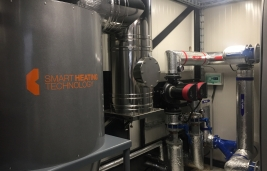 SMART-ETHX PANEL CABIN 500 KW