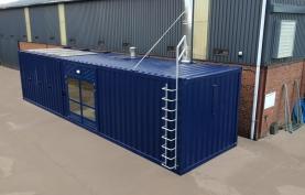 Smart Cabin 500 KW - Blue Viagra - Scotland