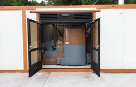 2 x Smart Self-Drying Cabin 500 kW