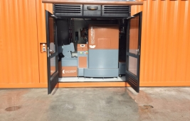 2 x Smart Self-Drying Cabin 500 kW – Ammandford