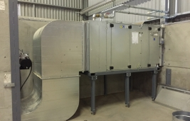 Smart Wood Chips Dryer12