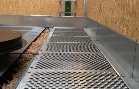 Smart Wood Chips Dryer