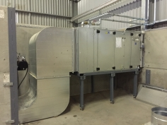 Smart Wood Chips Dryer12