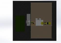 Smart Wood Chips Dryer_3D_3
