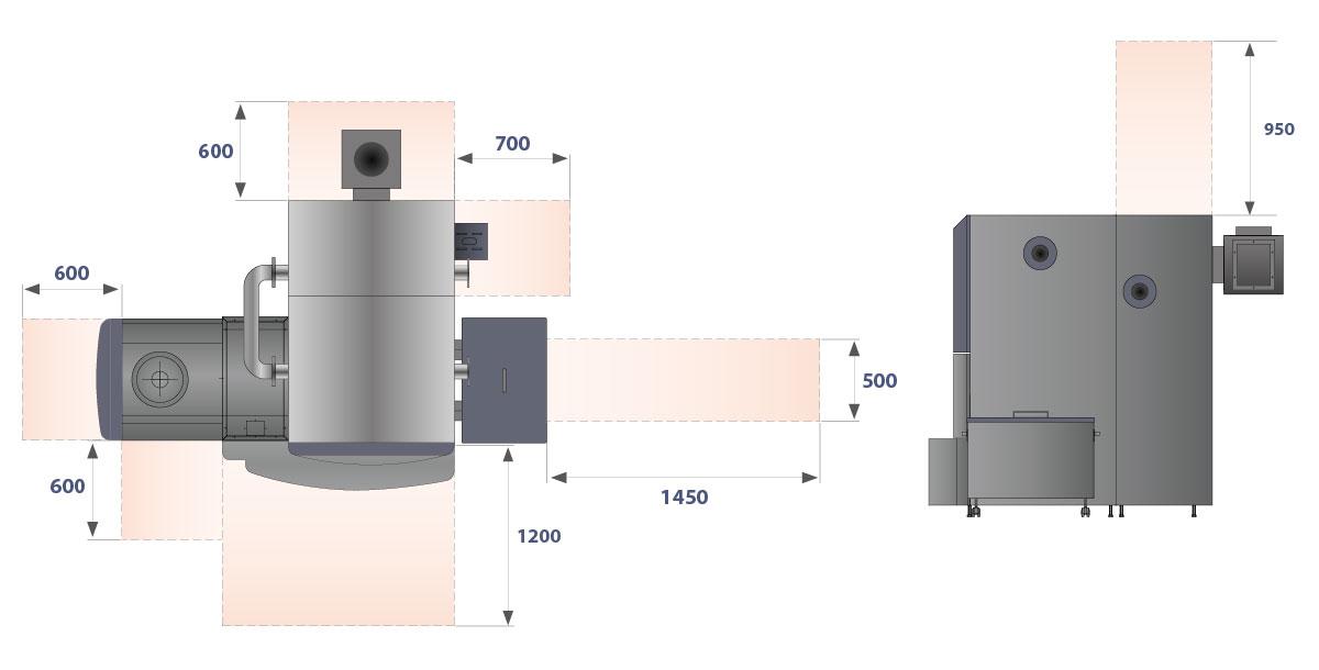 Kotle_150-500kW_Servisni_zony_2_Airflow